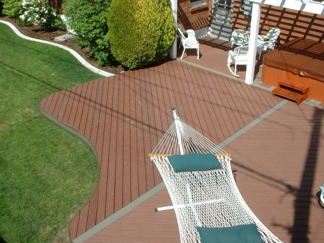 Lowes Composite Decking Colors