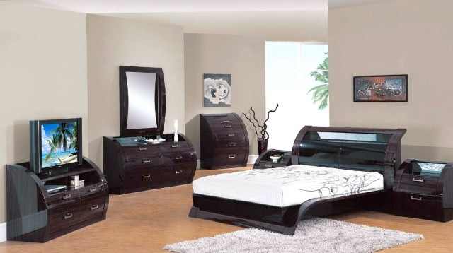 Mirror Bedroom Set Furniture