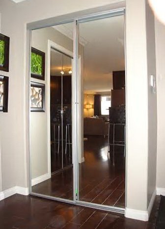 Mirror Closet Door Hardware