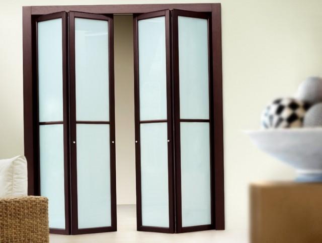 Modern Folding Closet Doors