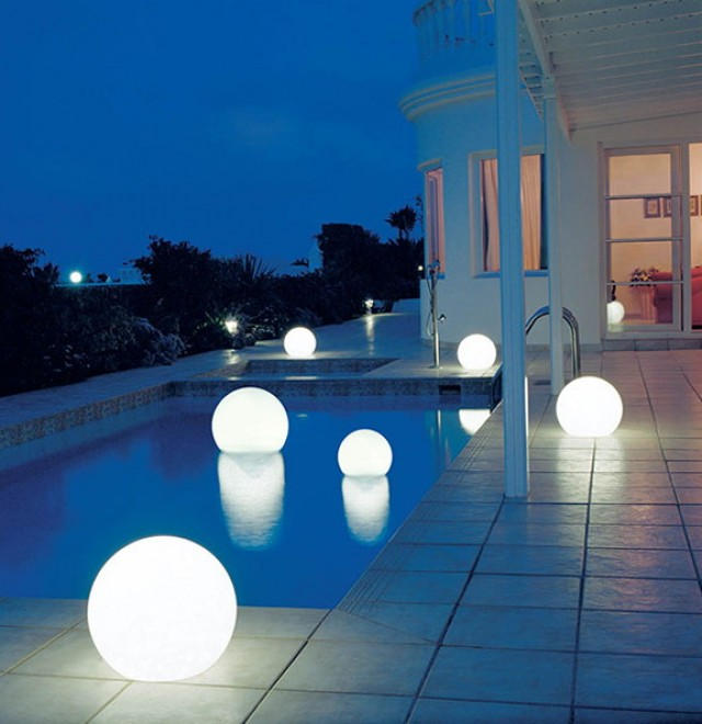Outdoor Deck Lighting Solar