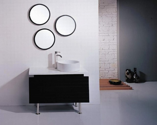 Round Bathroom Mirrors Australia