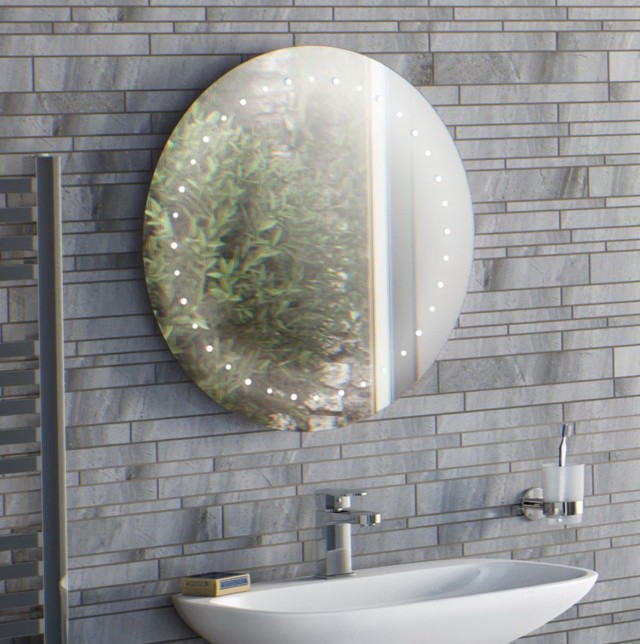Round Bathroom Mirrors Uk