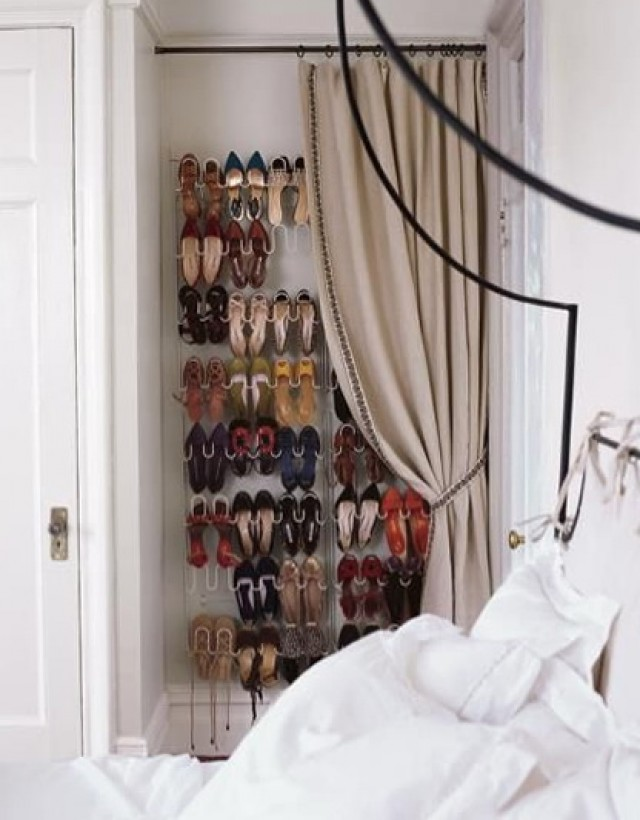 Shoe Racks For Small Closets