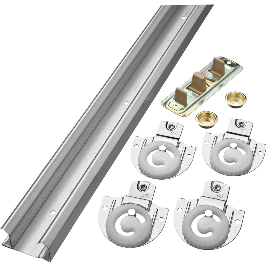 Sliding Closet Door Hardware Lowes