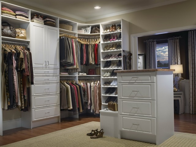 Small Walk In Closet Organizers Ideas