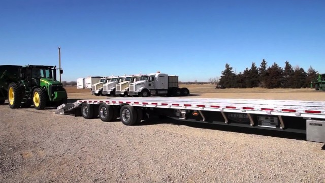 Step Deck Trailer Load Levelers