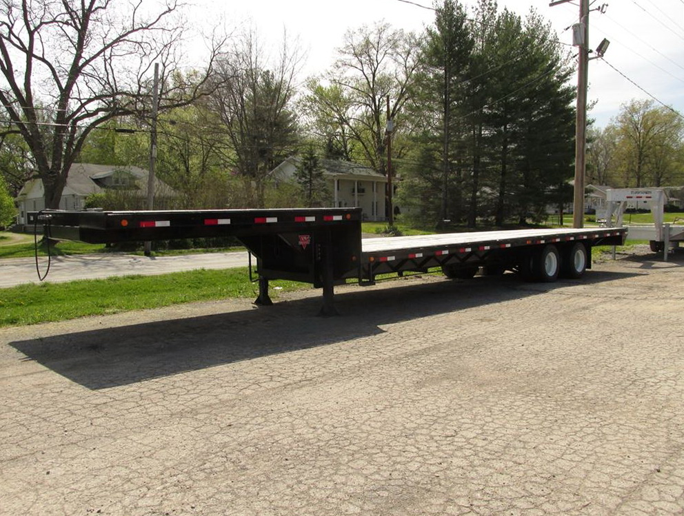 Step Deck Trailer Specs