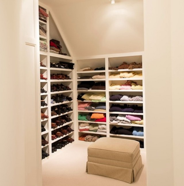Storage Closet Shelving Ideas