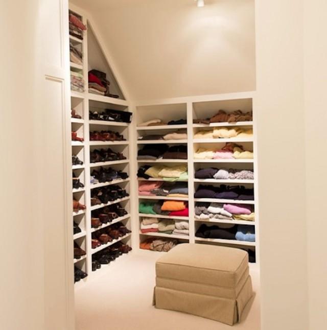 Storage Closet Shelving Ideas