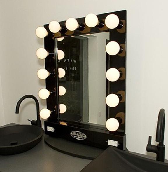 Vanity Girl Lighted Mirror
