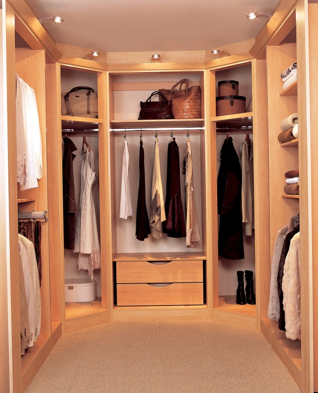 Walk In Closet Organizers Ideas
