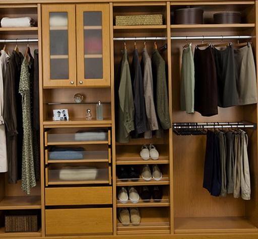 Wood Closet Organizers Ikea