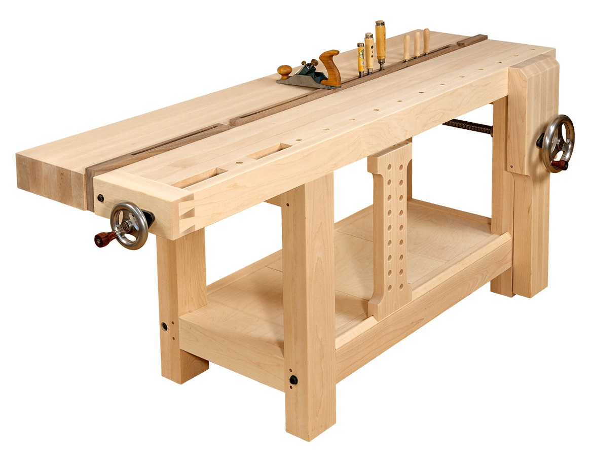 Woodworking Bench Dimensions