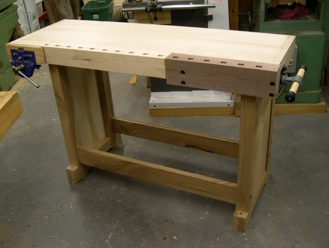 Woodworking Bench Top