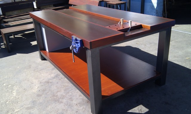 Woodworking Bench Vice