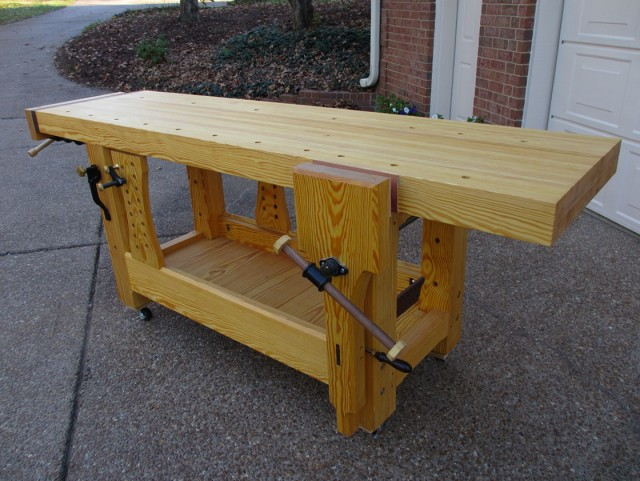 Woodworking Bench Vise