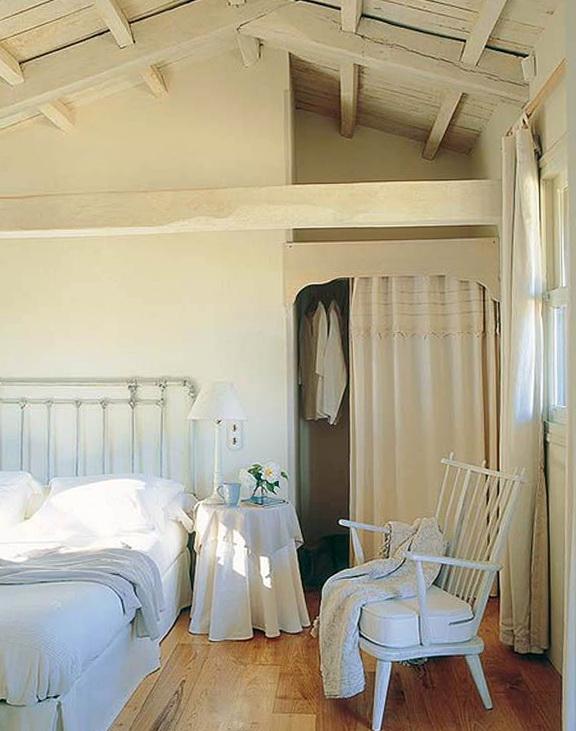 Attic Bedroom Closet Ideas