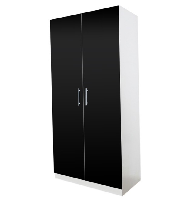 Black Wardrobe Closet Cheap