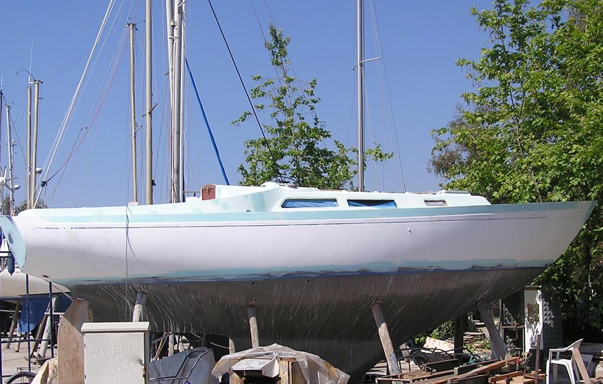 Boat Deck Paint Colours