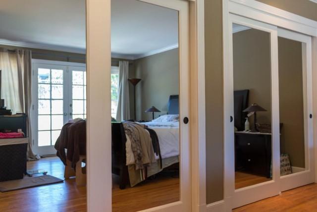 Bypass Mirror Closet Doors