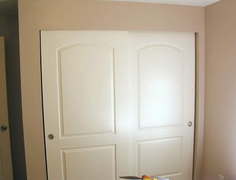 Closet Glass Doors Sliding Home Depot