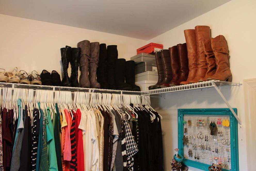 Closet Organizing Tips And Tricks
