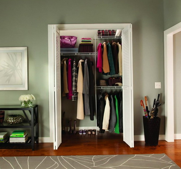 Closet Storage Solutions Diy