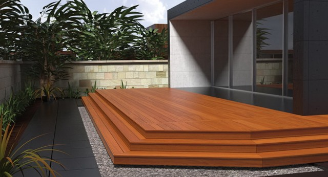 Deck Material Options Canada