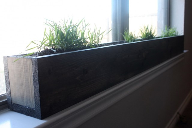 Deck Planter Boxes Home Depot