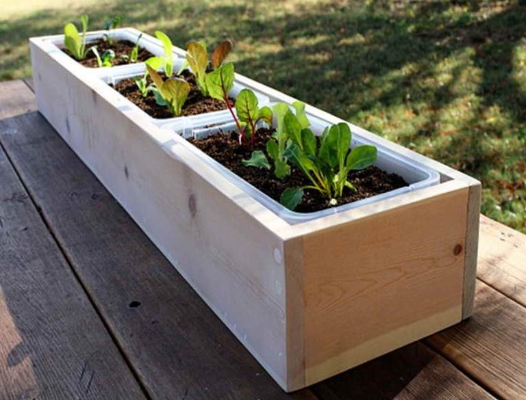 Deck Planter Boxes Plans