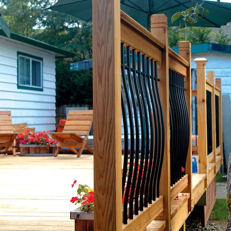 Deck Railing Kits Uk
