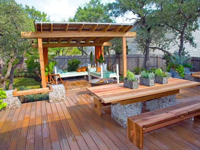 Deck Roofing Ideas Nz