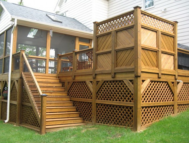 Decks And Porches Ideas
