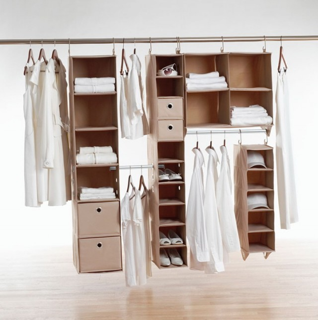 Design Your Own Closet System