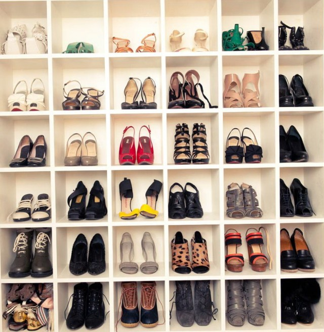 Diy Closet Organization Ideas For Shoes