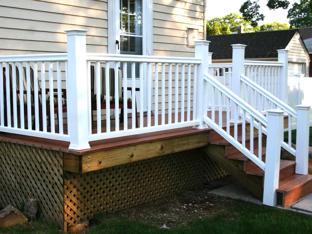 Diy Deck Building Basics