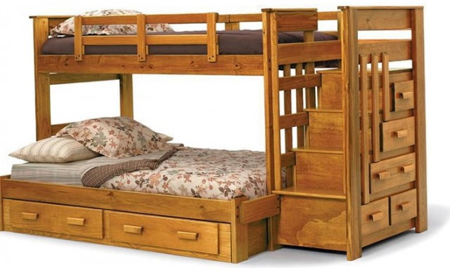 Double Deck Bed Design