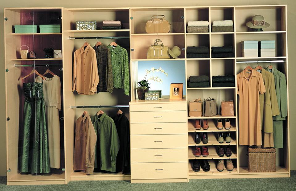Easy Diy Closet Organization