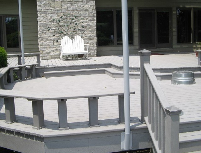 Evergrain Composite Decking Cleaning