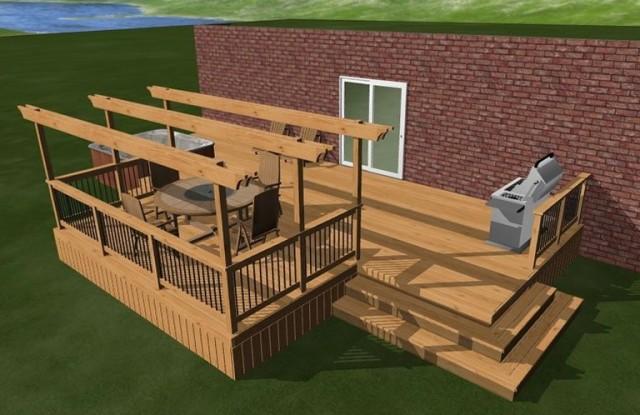 Free Deck Design Plans