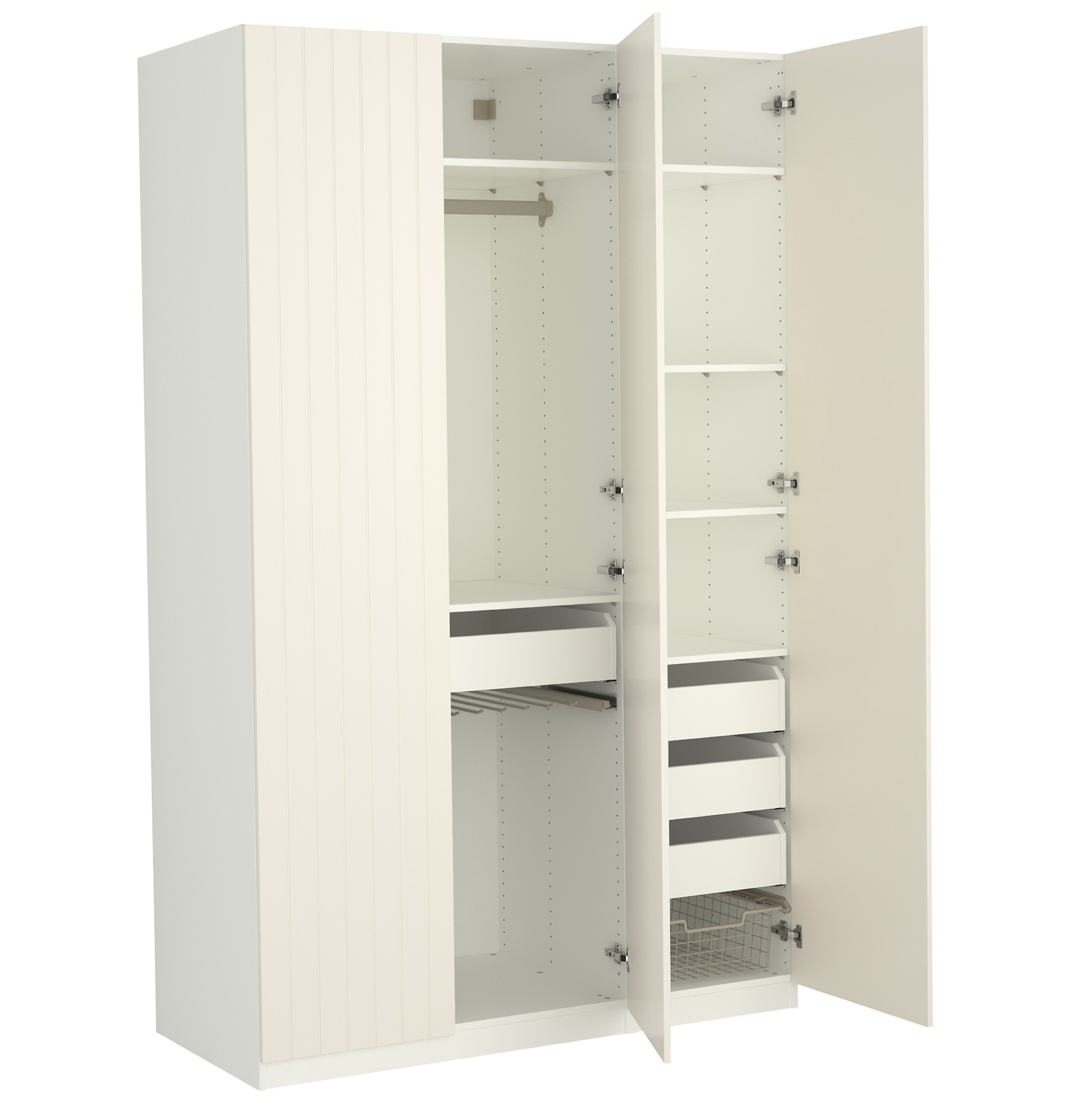 Free Standing Closets Systems