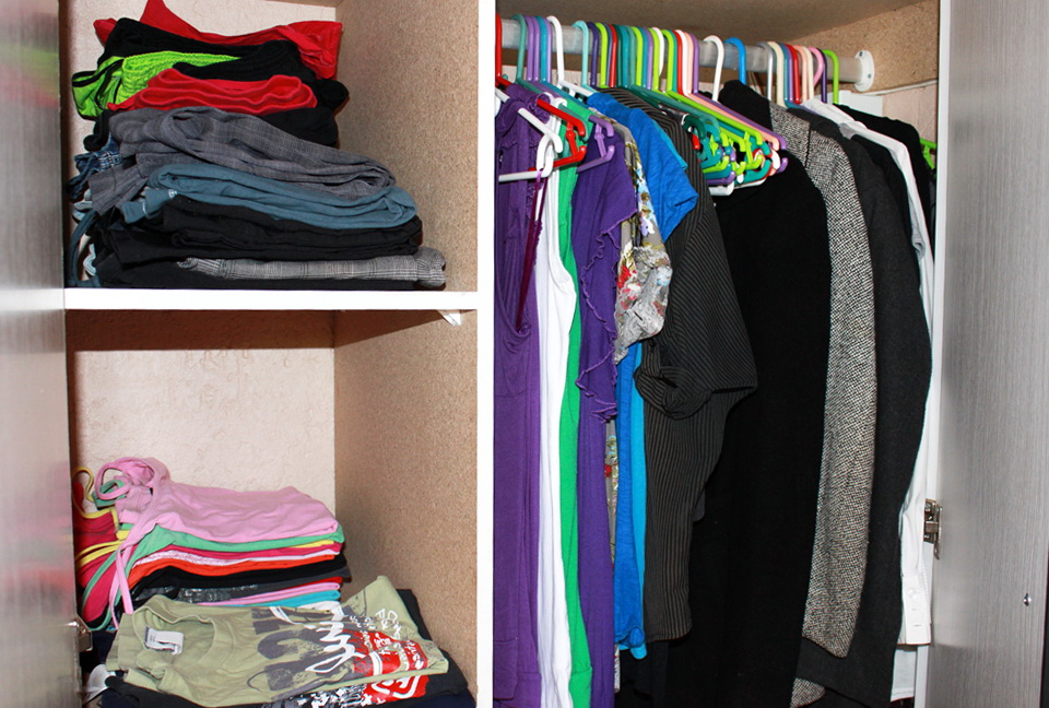 How To Organize Your Clothes In Your Closet