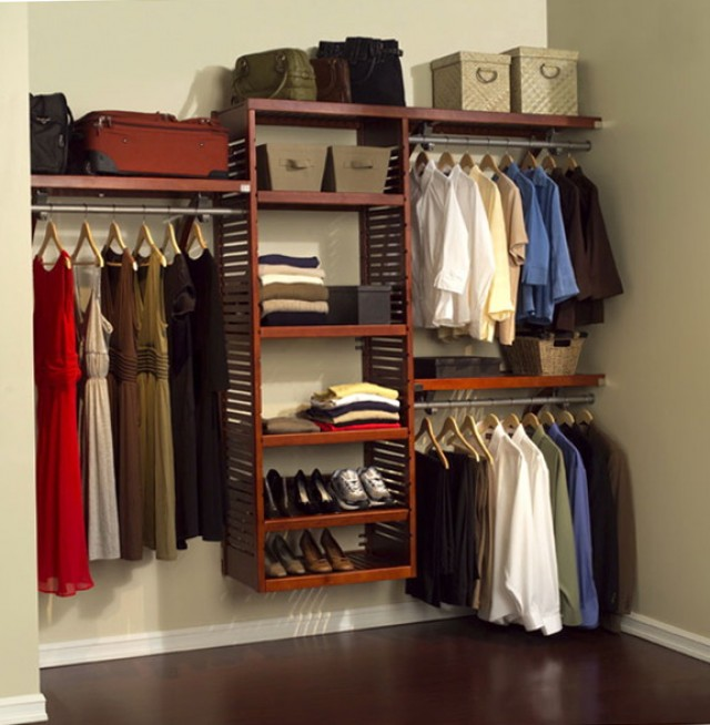John Louis Closet Storage