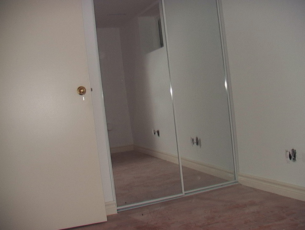 Mirror Sliding Closet Doors Bunnings
