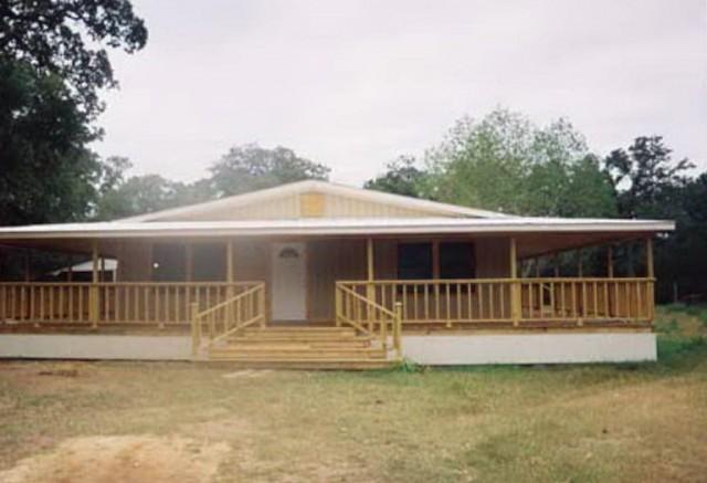 Mobile Home Decks And Porches