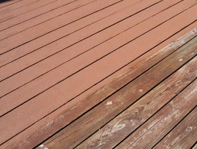 New Deck Paint Home Depot
