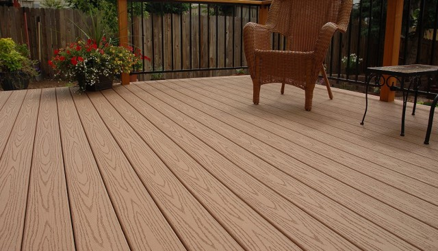 No Maintenance Decking Uk
