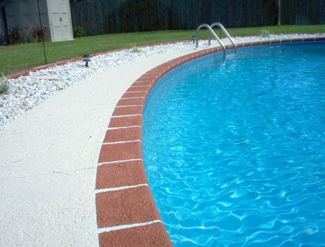Pool Deck Coating Systems