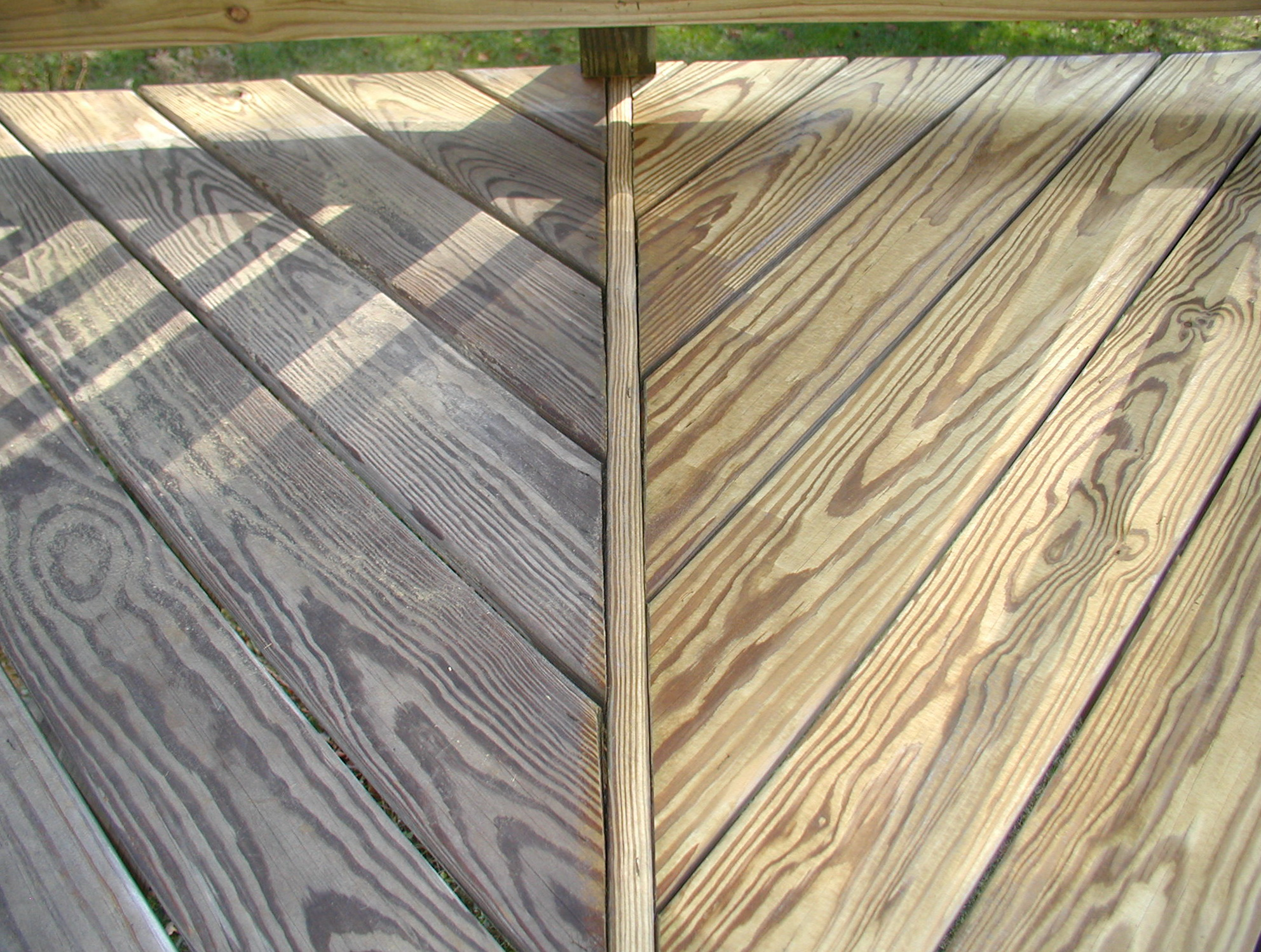 Pressure Wash Deck Psi